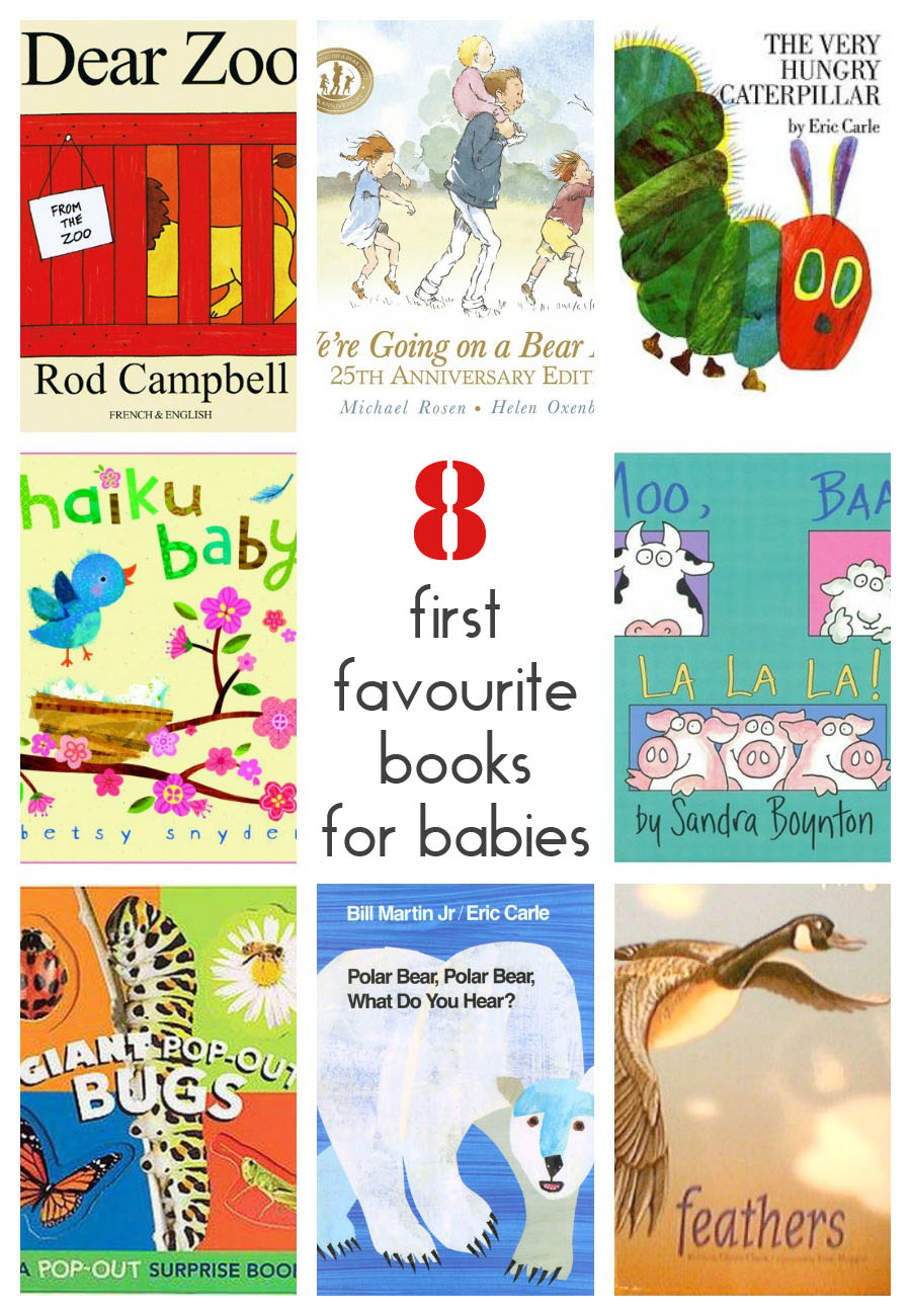 Our First Favourite Books: Reading in the First Year