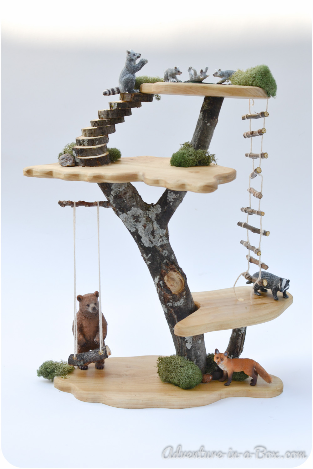 DIY Project: How To Make A Toy Tree House - 1000x1500 - jpeg