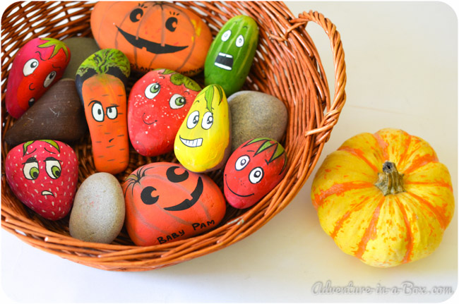 Rocks on pinterest painted rocks hand painted rocks and - Painting rocks for garden ...