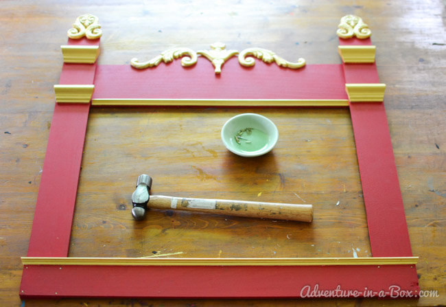 How To Make A Puppet Theatre For Children Diy Tutorial