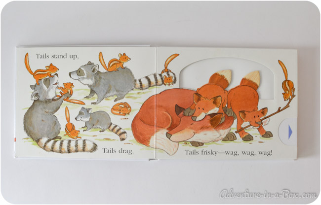 Touch and Feel Books as a Tactile Experience for Babies and Toddlers
