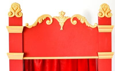How to Make a Puppet Theatre