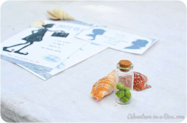Pippi Longstocking Dinner Party || Games and decorations with printables || Adventure in a Box