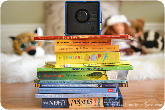 How to Record Audiobooks for Toddlers