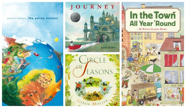 Picture Books that Make the Best Gifts