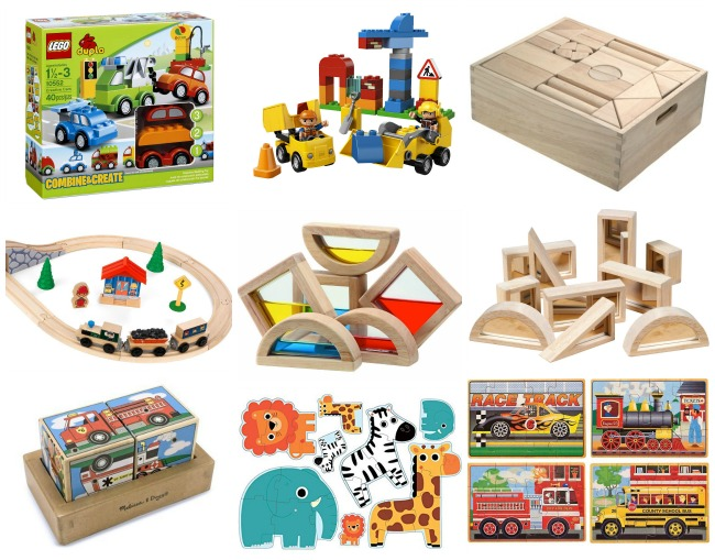 Best toys for one year olds Fine motor development toys
