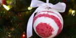 Bath Bomb Christmas Ornaments with Surprise Inside!