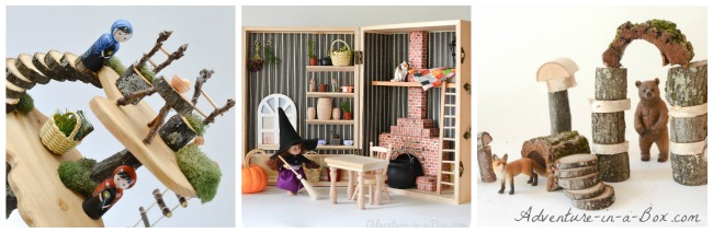 Best Posts of Adventure in a Box - 2014: the selection of fun, easy and colourful handmade toys and crafts for kids