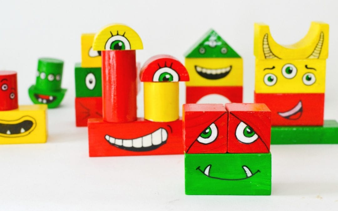Make-a-Monster Blocks