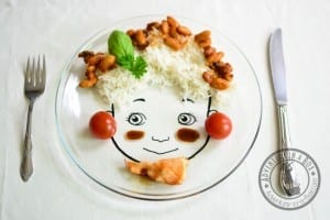 DIY-food-face-plates-for-beautiful-and-nutritious-food-2