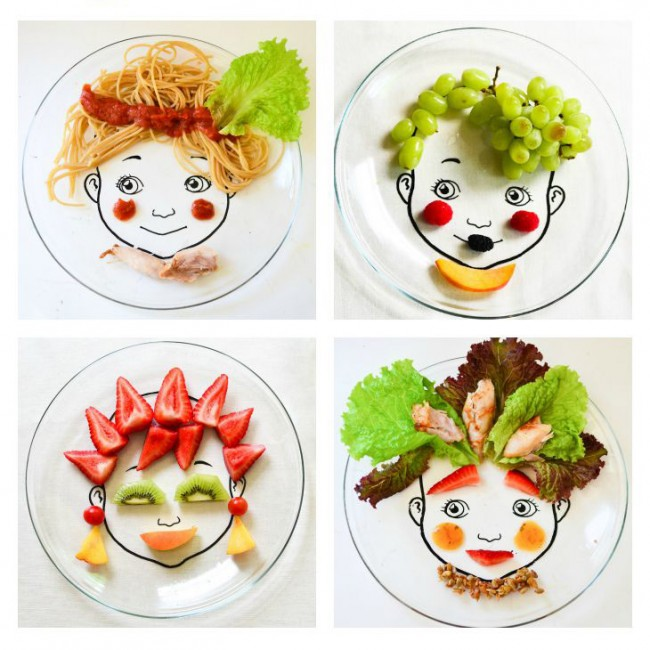 DIY-food-face-plates-for-beautiful-and-nutritious-food-square