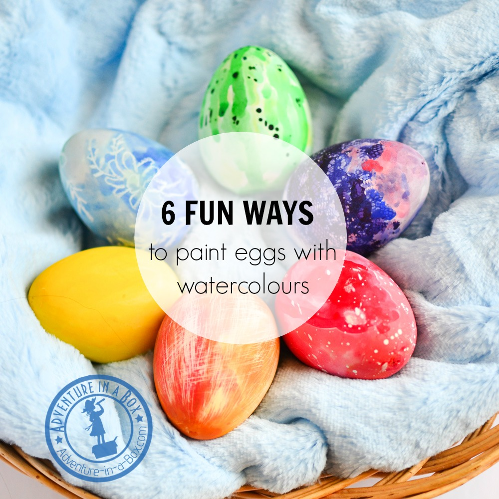 Different Ways To Dye Easter Eggs My Web Value