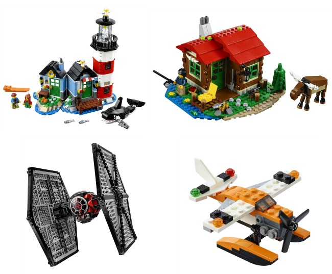 LEGO sets for Father' Day gifts