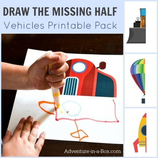 Draw-the-Missing-Half-Vehicles-Printable-Pack2