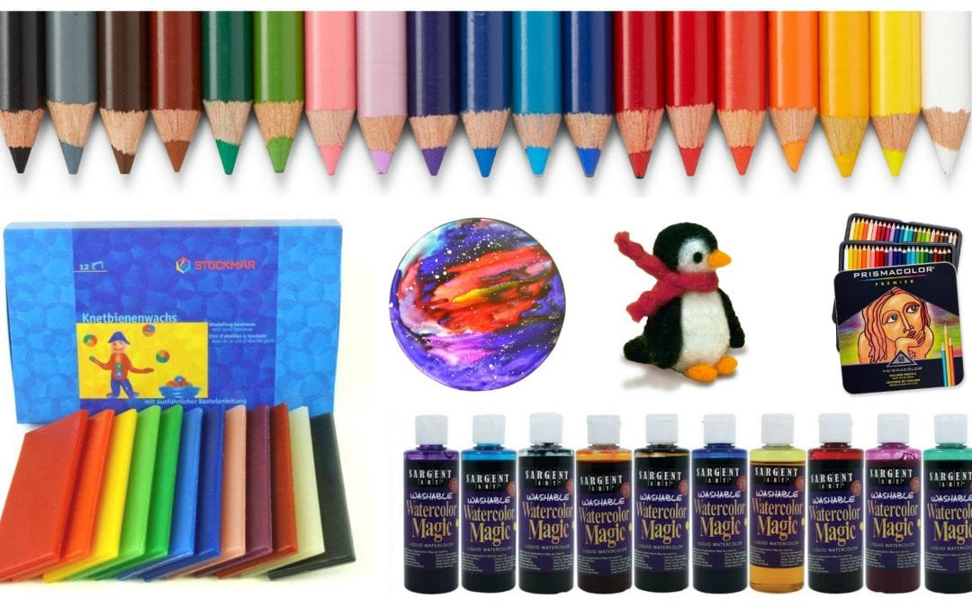 Art Gift Ideas for Kids