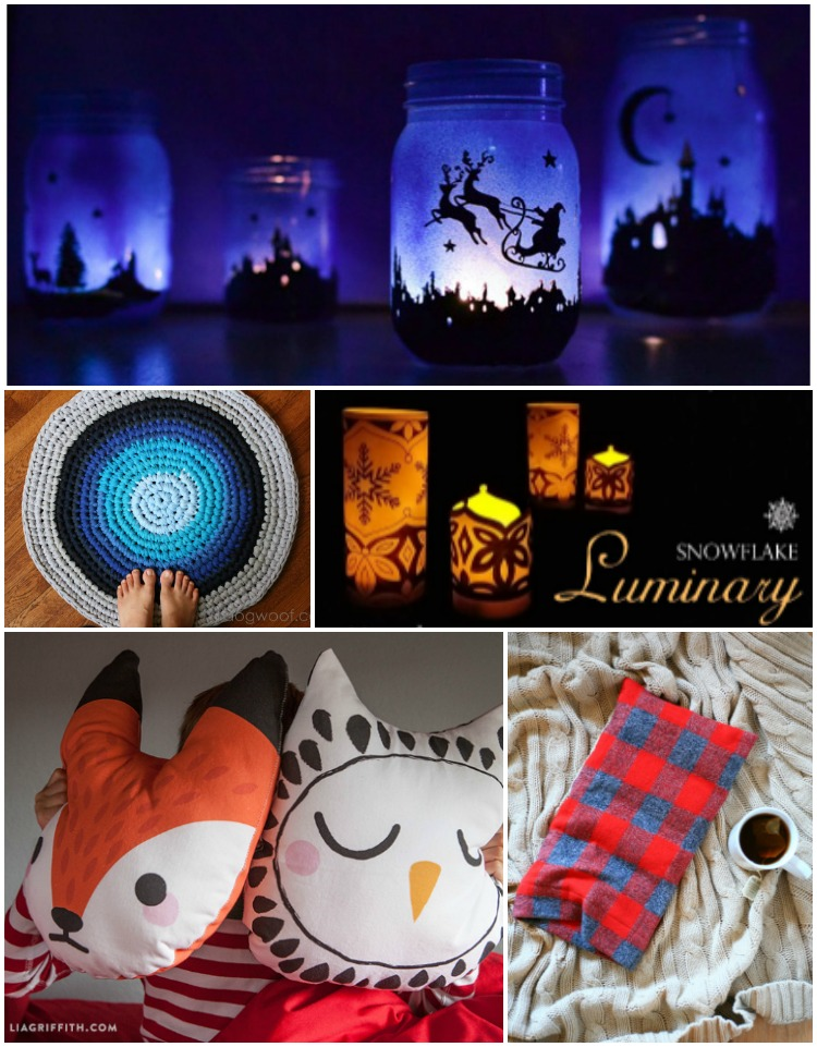 DIY Cozy Crafts to make in the Winter