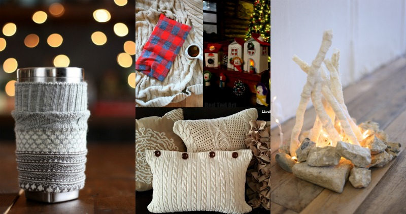 20 DIY Cozy Winter Crafts