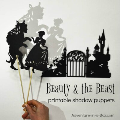 beauty-and-the-beast-printable-shadow-puppets-fb1