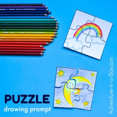 puzzle-drawing-prompt-for-kids-with-free-printable-blank-puzzle-fb