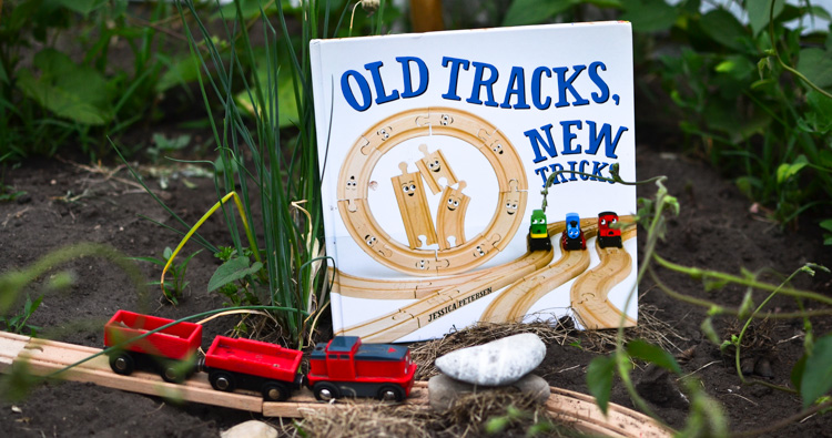 Backyard Railroad Engineering: Outdoor STEM Challenge for Kids