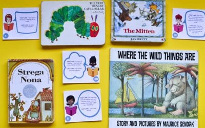 Guess the Picture Book by the First Line: Free Printable Game for Kids